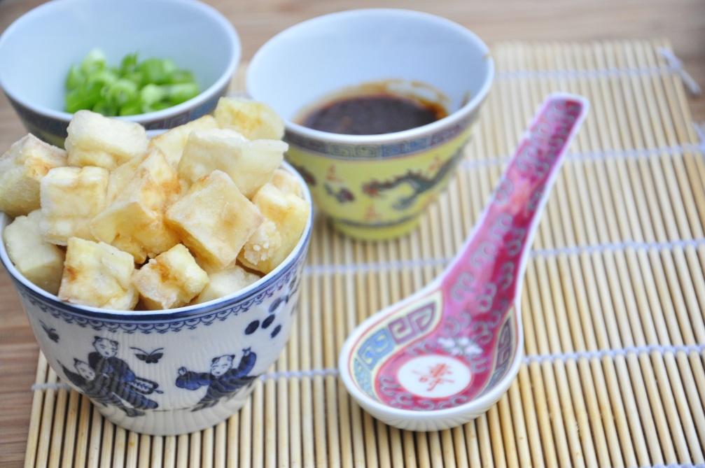 Agedashi Tofu Assemble