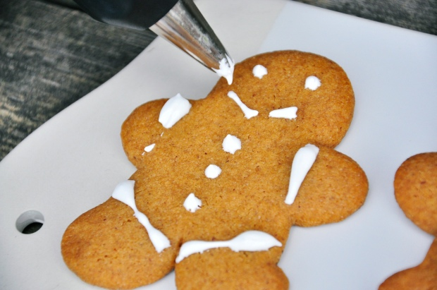Gluten-free Cookies Icing