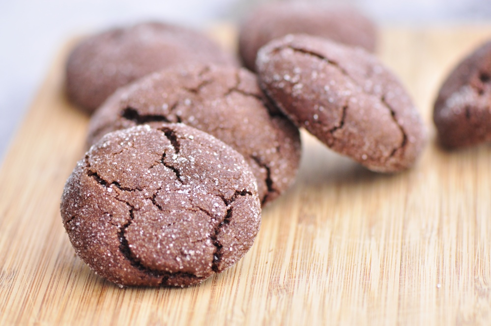 Salted Chocolate Caramel Cookies stack up