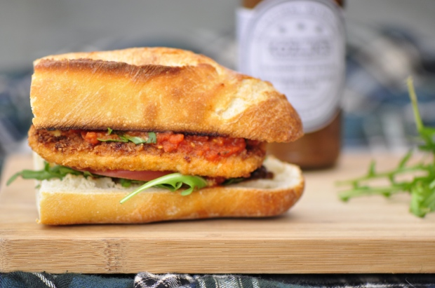 Vegan Veal Parm Recipe