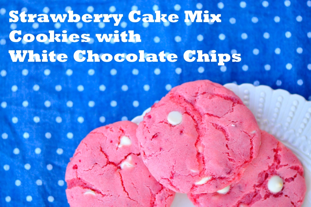 Strawberry Cookies Text