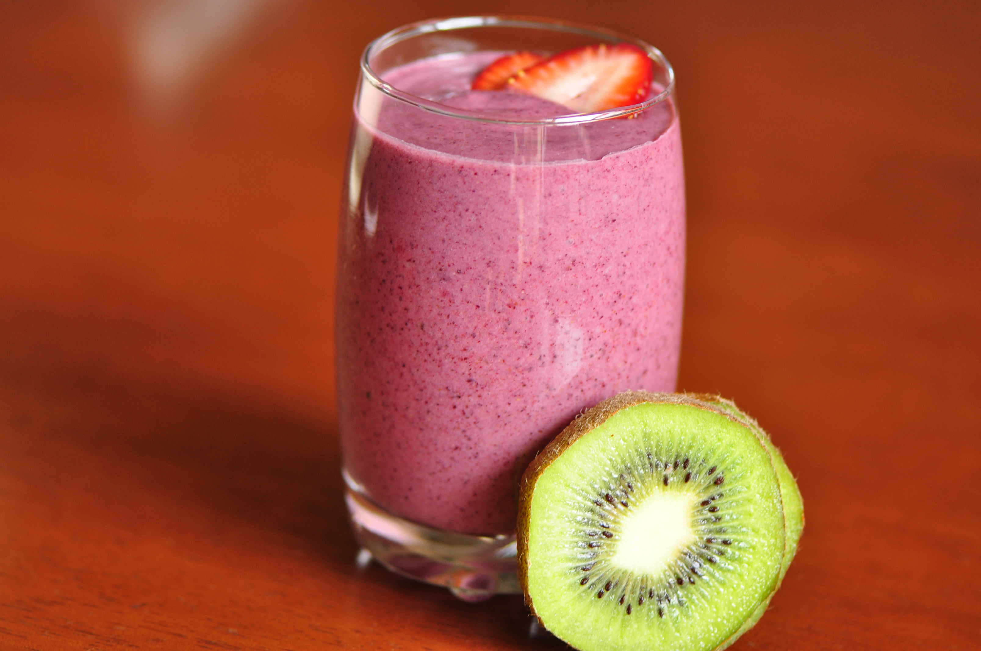 energy boost smoothie the vegetarian ginger