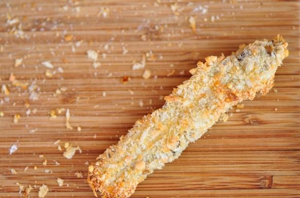 Crispy Portobello Mushroom Fries