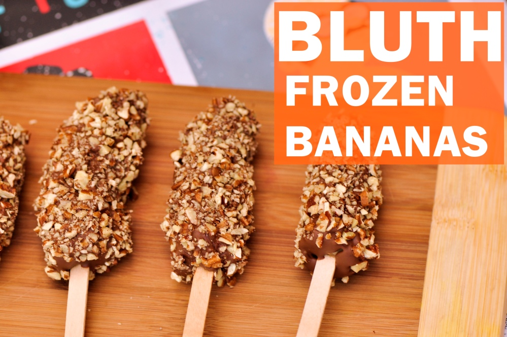 Bluth Frozen Chocolate Bananas