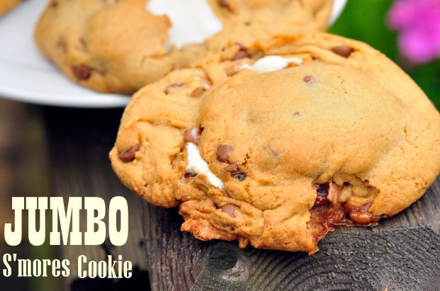 Jumbo S'more Cookie