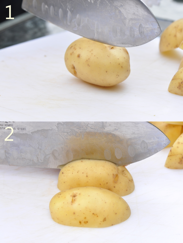 Potato Steps