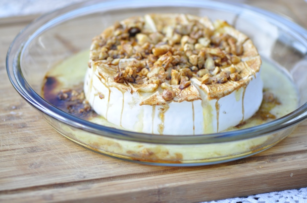 Baked Bourgogne with Walnuts