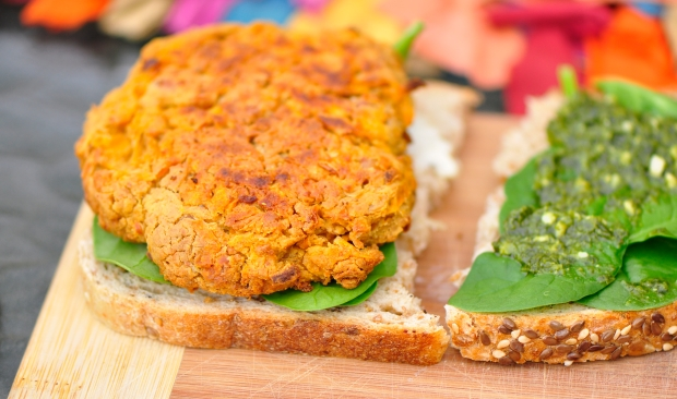 Chickpea Vegan Patties