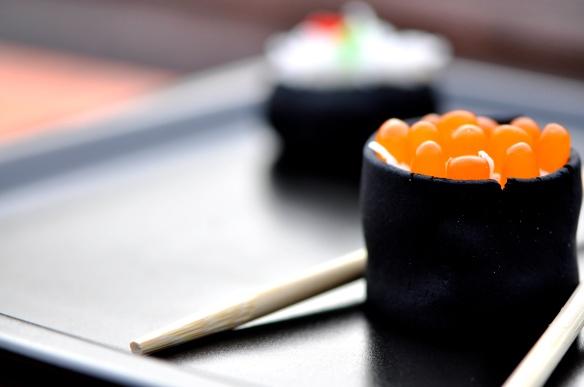 Caviar Cupcakes