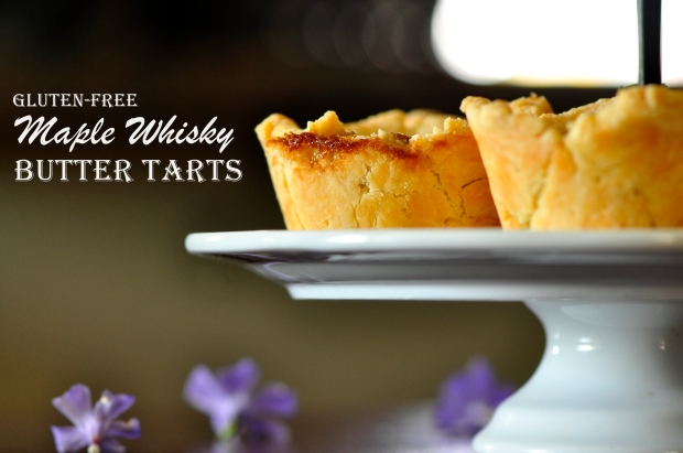 Gluten-Free Maple Whisky Butter Tarts