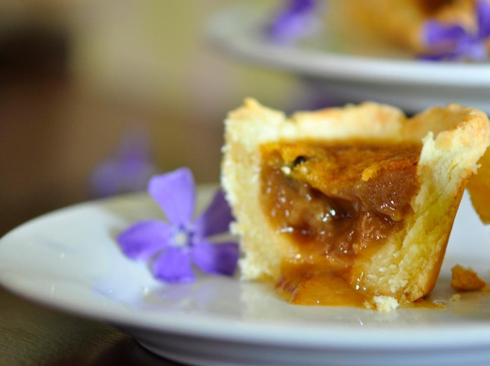 Gluten-Free Maple Whisky Butter Tarts