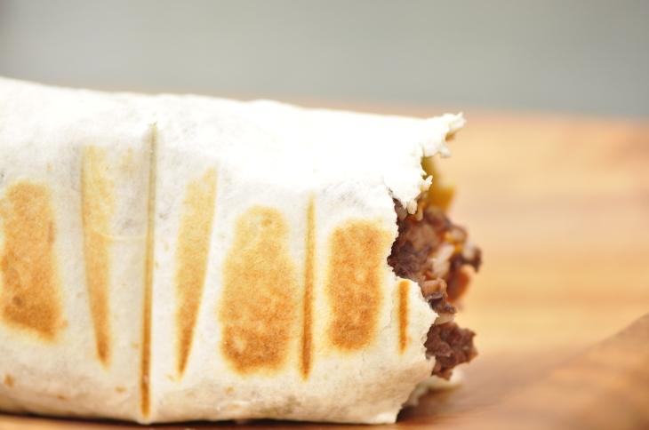 Classic Restaurant-Style Burritos