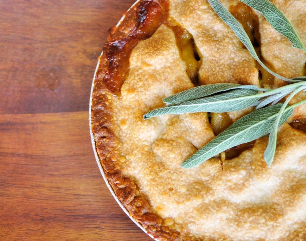 Simple Vegetable Pot Pie